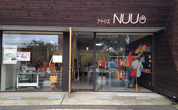 Atelier nuu parcel  shop YURI CO.,LTD.