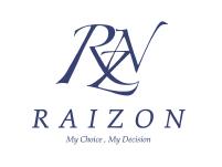 RAIZON ロゴマーク YURI CO.,LTD.