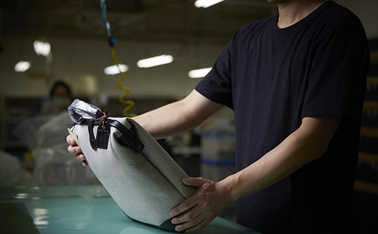 Parcel Cotone ライン検品 YURI CO.,LTD.