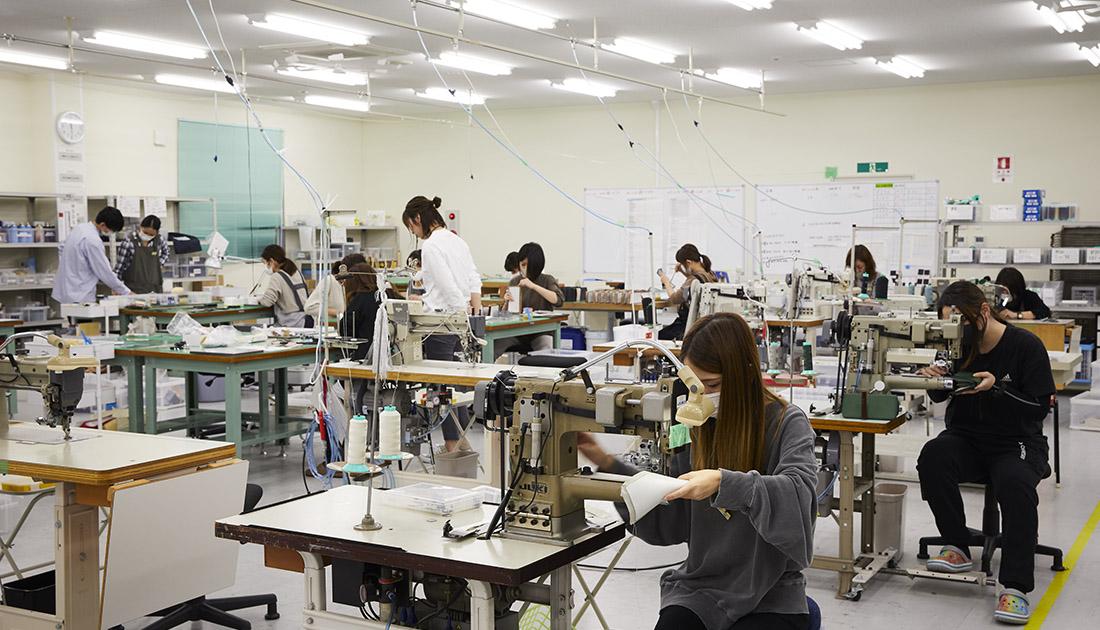 yuri 品質管理 工場内 YURI CO.,LTD.